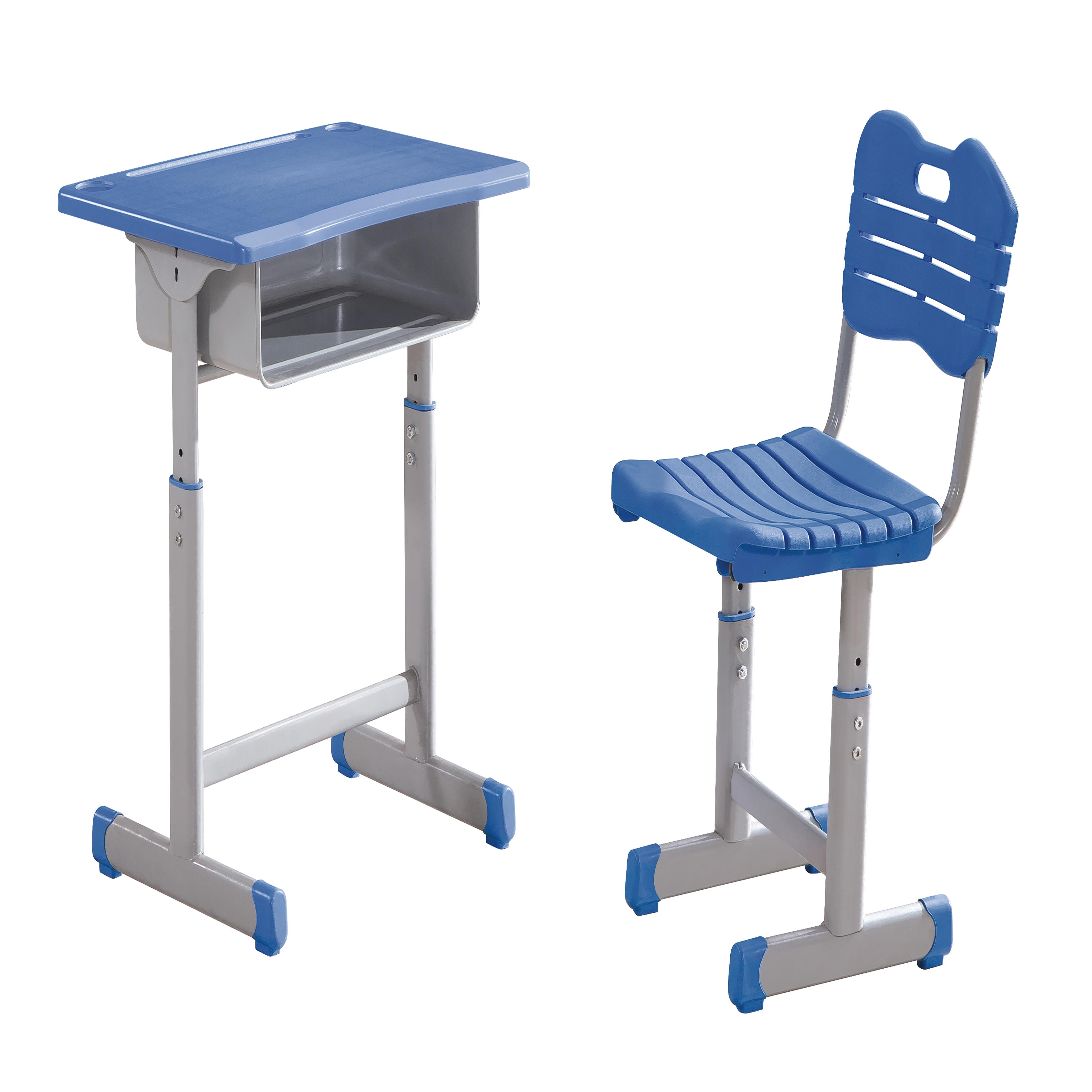 Школьный пластиковый стол и стул для детей, классная настольная форма