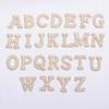 Weiß perle alphabet( A-Z)
