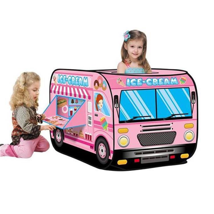 Игровая палатка для улицы и помещений, пожарная машина, автобус, полицейский автомобиль, Игровая палатка, дом для детей, складная палатка, Детская игровая палатка, распродажа