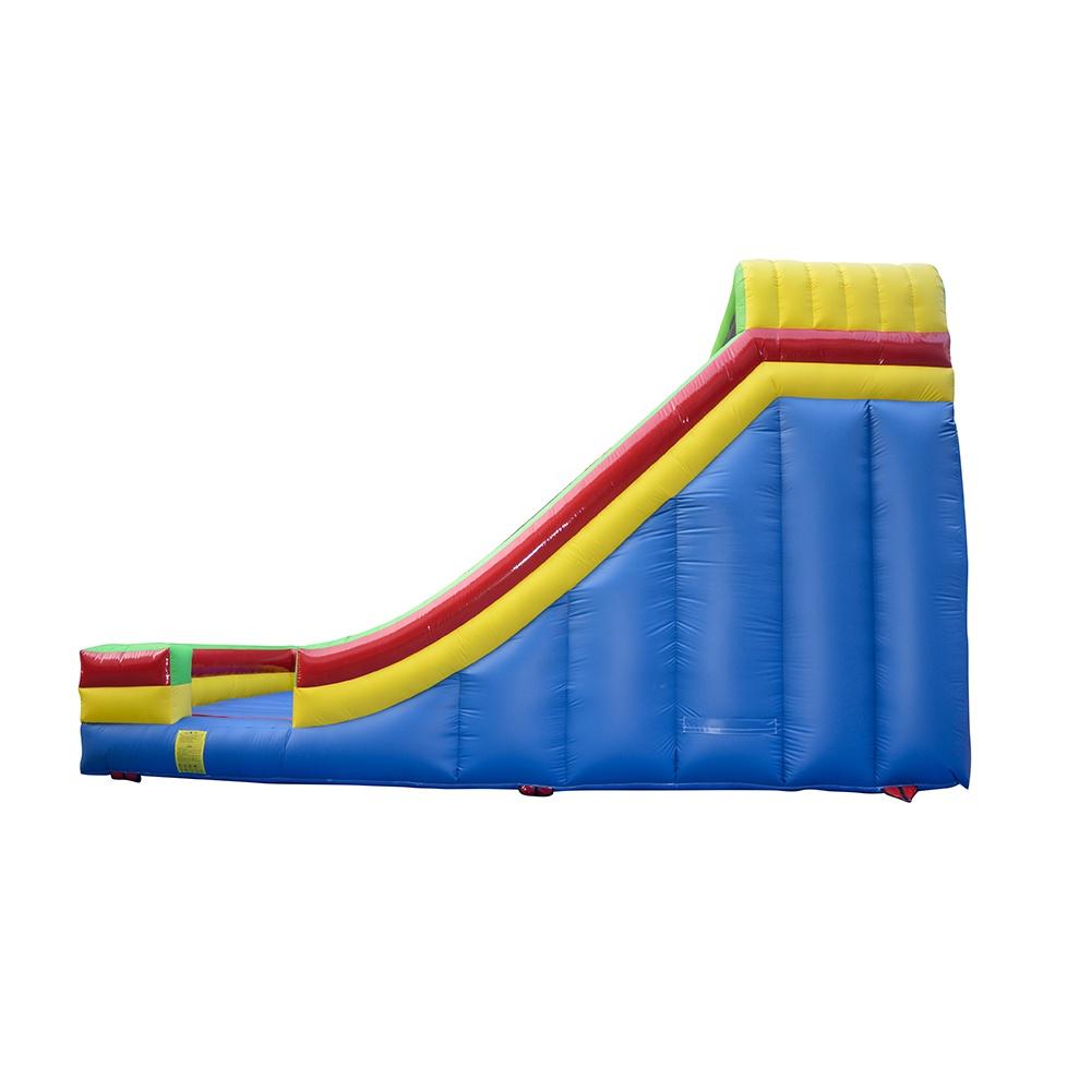 PVC Big 30ft Tall Kakuna Water Slide Inflatable Large Toboggan Dry Stair Slide for Sale