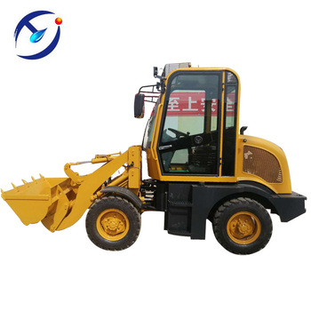 Mini wheel loader ZL12F 1200kg price