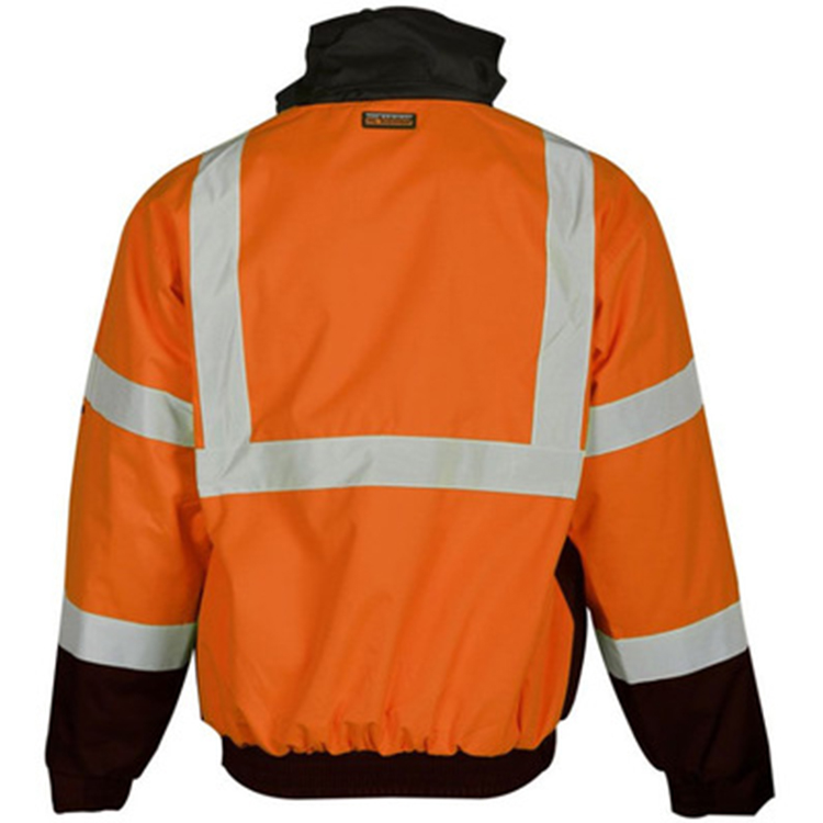 Waterproof Winter Insulated Road Construction High Visibility Reflective Safety Clothing - KingCare   KingCare.net