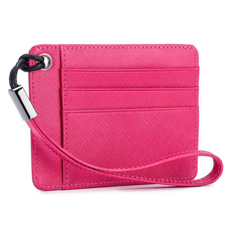 Card holder wallet Hot Sales Multicolor Travel Passport Holder business Organizer Bag Slim Mini Credit wallet