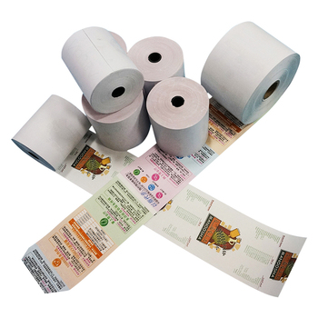 Factory price BPA free thermal 80mm x 80mm cash register paper roll
