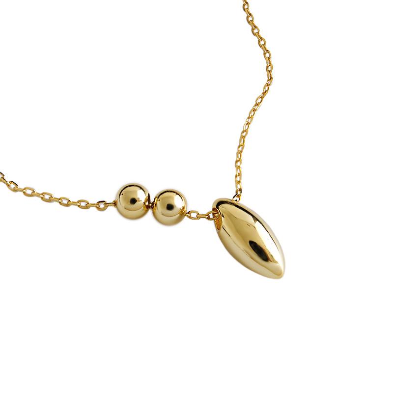Oval Minimalist Necklace