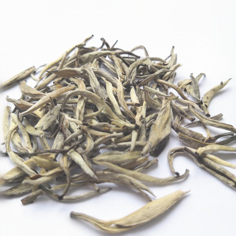 Free sample gift packing EU standard white tea Sliver Needles bai hao yin zhen white tea - 4uTea | 4uTea.com