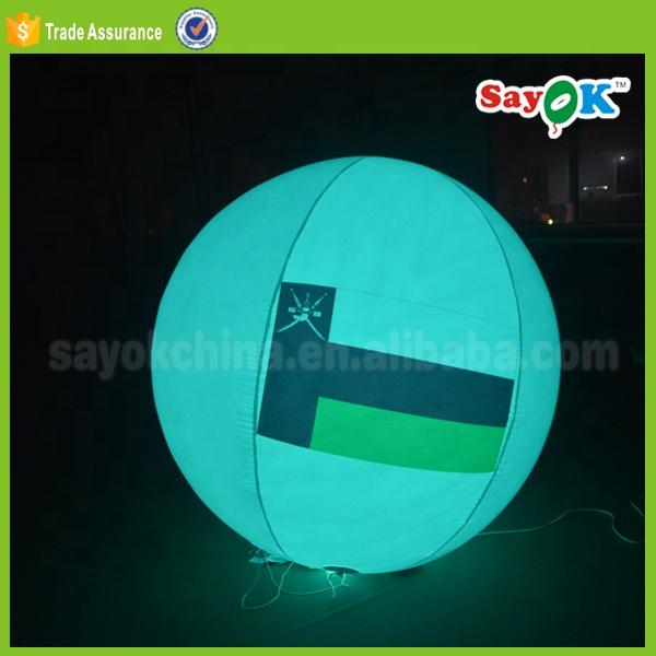 Guangzhou надувной Гелиевый шар с дистанционным управлением