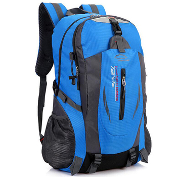 Outdoor Hiking Bag New Nylon Travel Backpack Large Capacity Hiking Camping Backpack