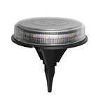 Solar Underground Lights 20 LED Waterproof Outdoor Ground Lamp For Driveway