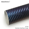 Chameleon Steel Blue to Purple