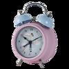Rose melody alarme double cloche horloge