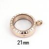 ES04 rosegold -21mm