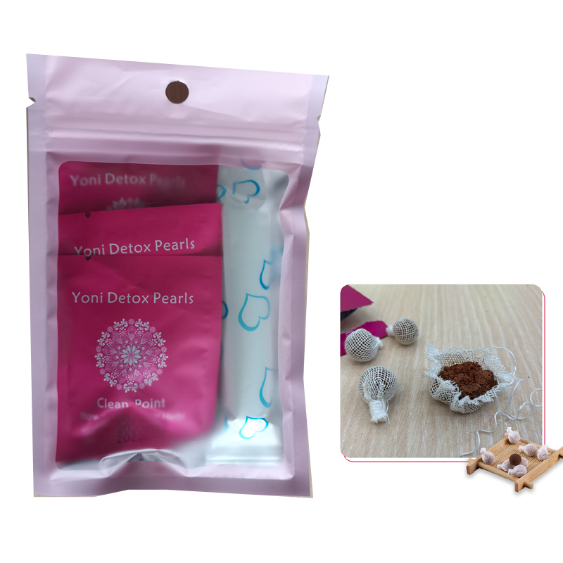 Hot package 3 yoni pearls with applicator for women health care pearls yoni for yoni pearls herbal