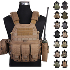 Vest Combat Vest Emersongear Plate Carrier Combat Vest Military Tactical Custom Bullet Proof Vest Stab Bulletproof Vest For Sale