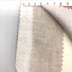 Linen For 100% Pure Linen Fabric Sand-washed Fabric Used For Tops Shirts Dress