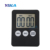 Small Mini Digital Timer Magnetic Countdown Up Minute Second Cooking Smart Timer With Led