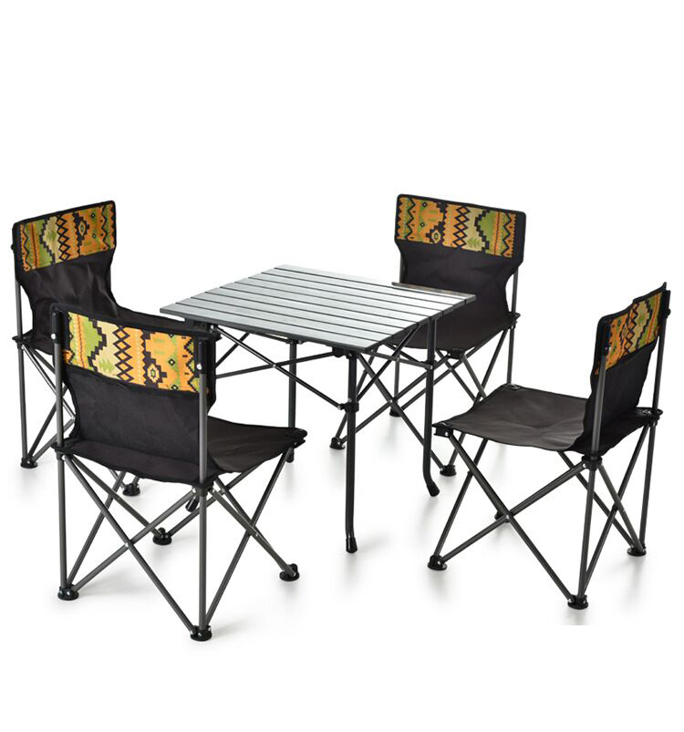 New Outdoor Folding Table And Chair Set Portable Picnic Table And Chair Camping Equipment Buy New Table And Chair Set Outdoor Folding Table And Chair Set Portable Picnic Table And Chair Camping Equipment