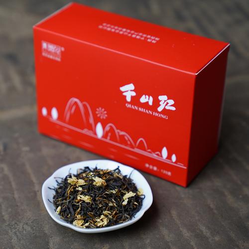 Factory Wholesale Supplied Osmanthus Black Tea with good price - 4uTea | 4uTea.com