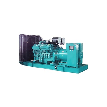 Royal Brand Global Aftersale Service 1250kva/1000kw diesel genset powered by yuchai engine