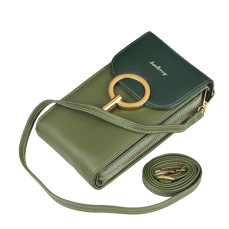 Baellerry Crossbody Bag Wallets For Women Fashionable