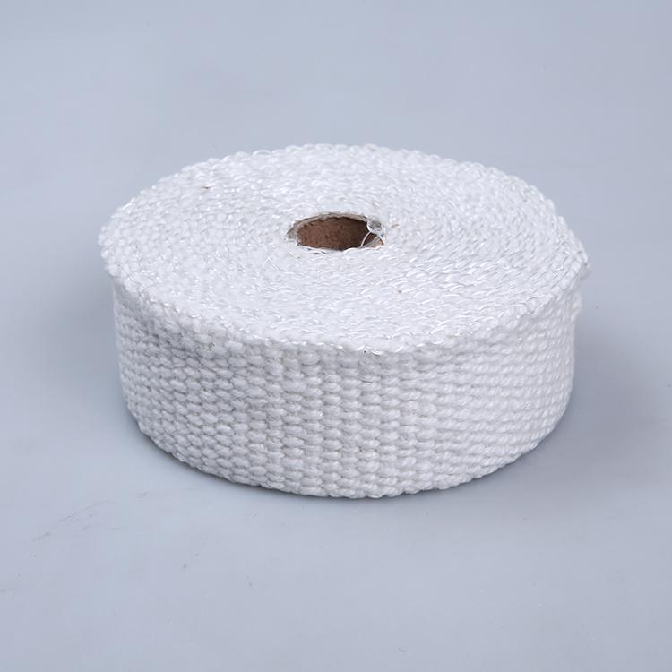 Китайский поставщик уплотнительная лента огнестойкая печь дверное уплотнение керамическое волокно лента с клеем