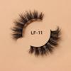 5D fluffy faux mink eyelash LF-11
