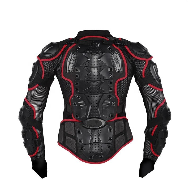 Мотоциклетная куртка для мужчин, защитное снаряжение для гоночных мотоциклов, бронированная куртка для мотокросса