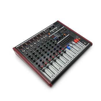 Amplifier mixer BT USB function DJ high quality Ecommerce goods professionals digital audio mixer