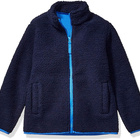 Kids Jacket Essential Kids Polar Fleece Hoodies Jacket For Juniors In School Use
