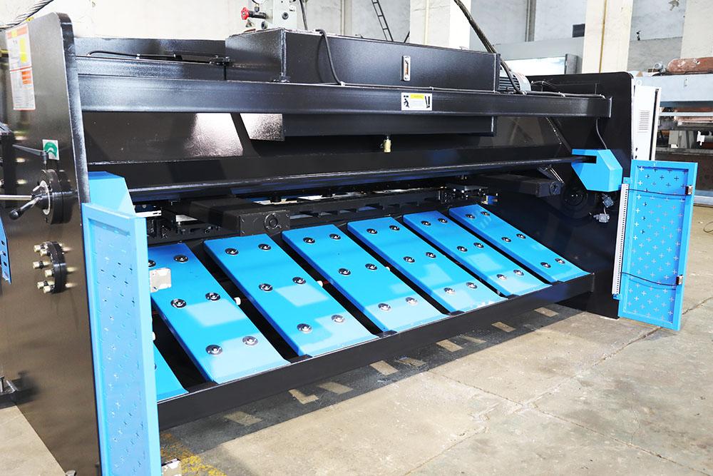 QC11Y 16X3200 hydraulic iron sheet metal mechanical electric shearing machine, used shearing machine price list
