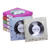 Square glitter paper box-3