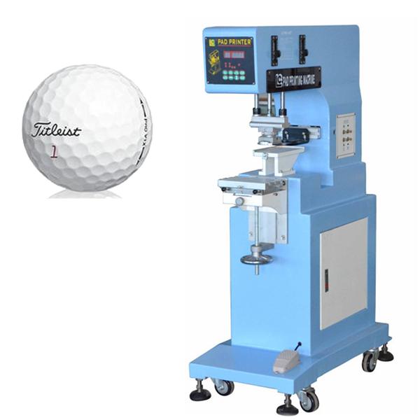 1 Color Pen Golf Ball Toy Led Bulb Pad Printer Tampografia Machine PVC pipe Pad Printing Machine