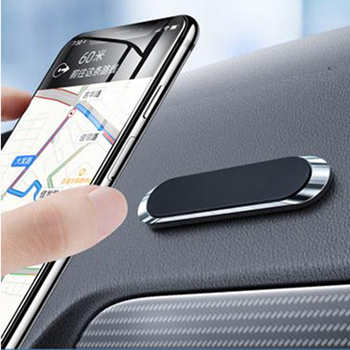 Slim Powerful Suction No Trace Car Magnet Phone Holder Magnetic Car Phone Holder For Home / Office / Car Phone Holder
