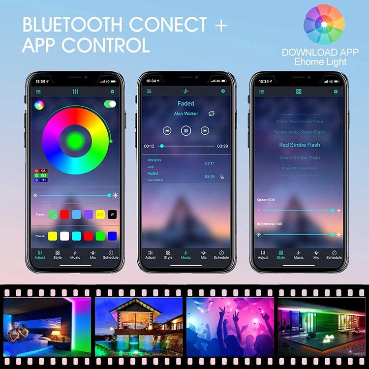 YJN5605 дешевая панель 24 клавиши 5050 RGB цветной пульт дистанционного управления освещением 12 в низкое напряжение светодиодная полоса освещения набор