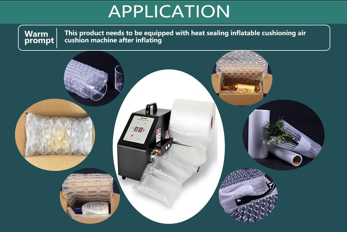 Бесплатная машина, подарочная упаковка, рулон, надувные транспортные надувные пакеты, пузырьковая пленка, упаковочный материал, защитная упаковка