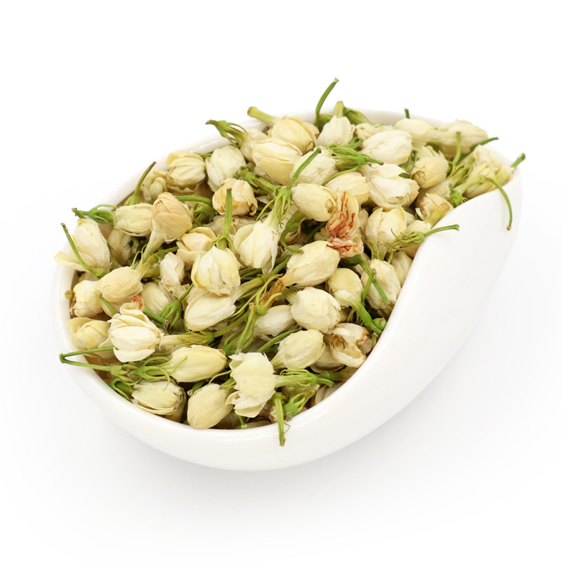 Chinese Organic Herb Flower Tea Wholesale Dried Jasmine Flowers Tea - 4uTea | 4uTea.com