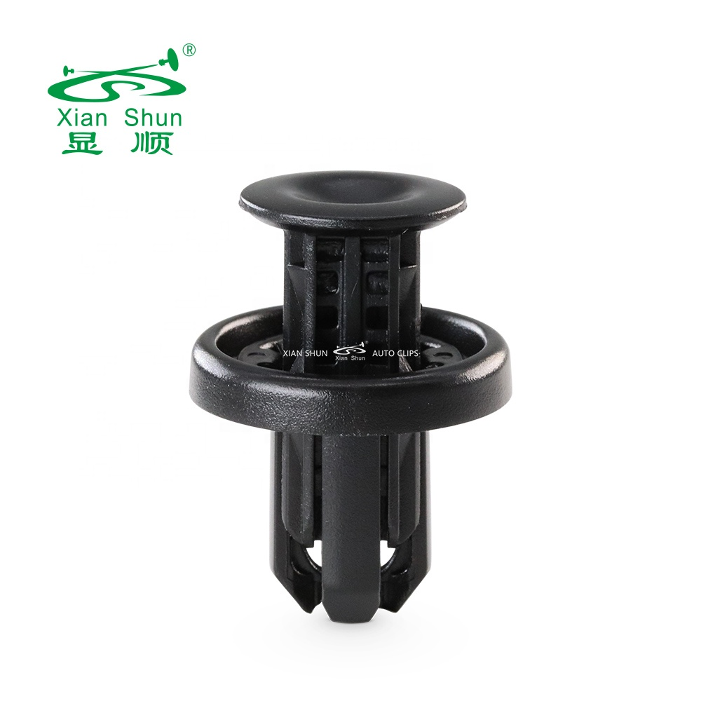 Xian Shun plastic fasteners and auto clips city 2018 body trim and body clips
