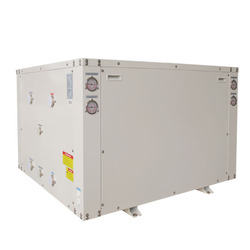 20kw 25kw 30kw Inverter Commercial heating and cooling geothermal system heating pump ground source water to water source