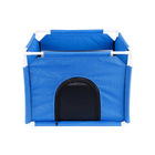 China Websites Factory Price Wholesale Pet Bed Dog Teepee Tent