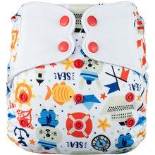 ElfDiaper/Новое поступление, детские подгузники с карманами, подгузники для плавания, Моющиеся Многоразовые подгузники для новорожденных(Китай)