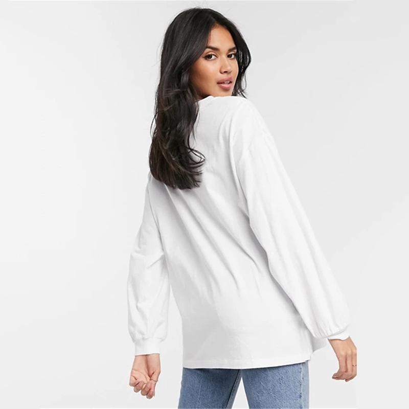 hot sale unisex custom printing long sleeve t shirt men women unisex longsleeve t-shirts