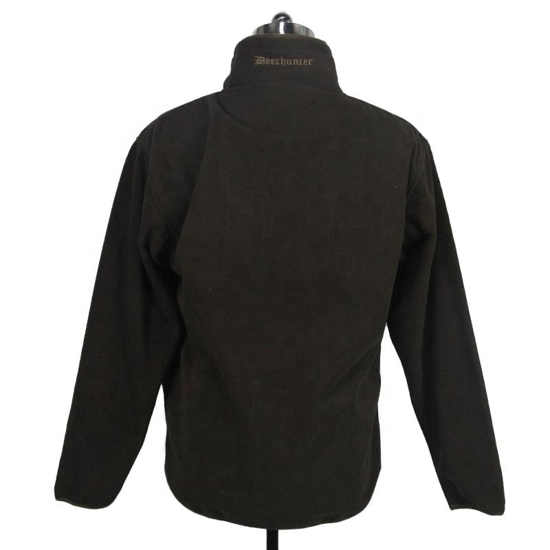Фабричное производство Chaopeng, Охотничья флисовая куртка на заказ, стеганая куртка, ветровка, камуфляжная куртка в лесу, уличный стиль