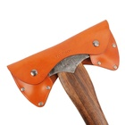 Holster Tool Tourbon Handmade Leather AXE Protector Hatchet Head Sheath Holster For Outdoor TOOL