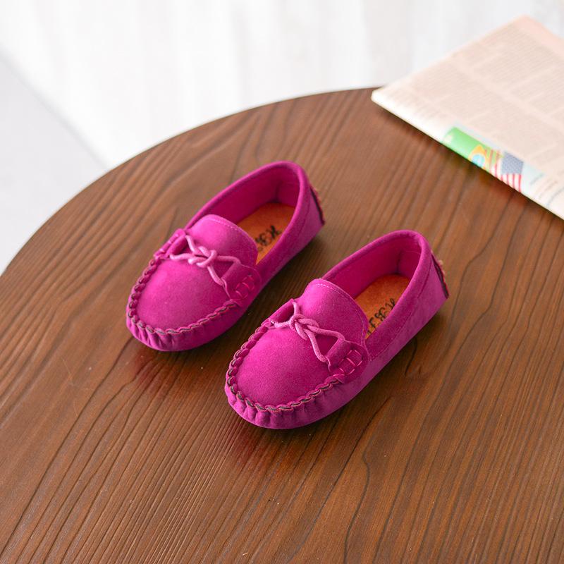 Мокасины для мальчиков и девочек, мягкие повседневные туфли, лоферы, топ-сайдеры, обувь дешевле, Новинка