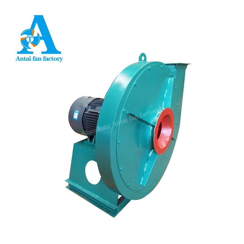 High Pressure forced ventilation fan blower/ industrial backward Centrifugal fan to forge and furnace or boiler