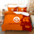 Gute qualität duverts bettwäsche sets FOOTBALL CULB 3rd bettwäsche-sets luxus bettbezug top rank branded bett blatt