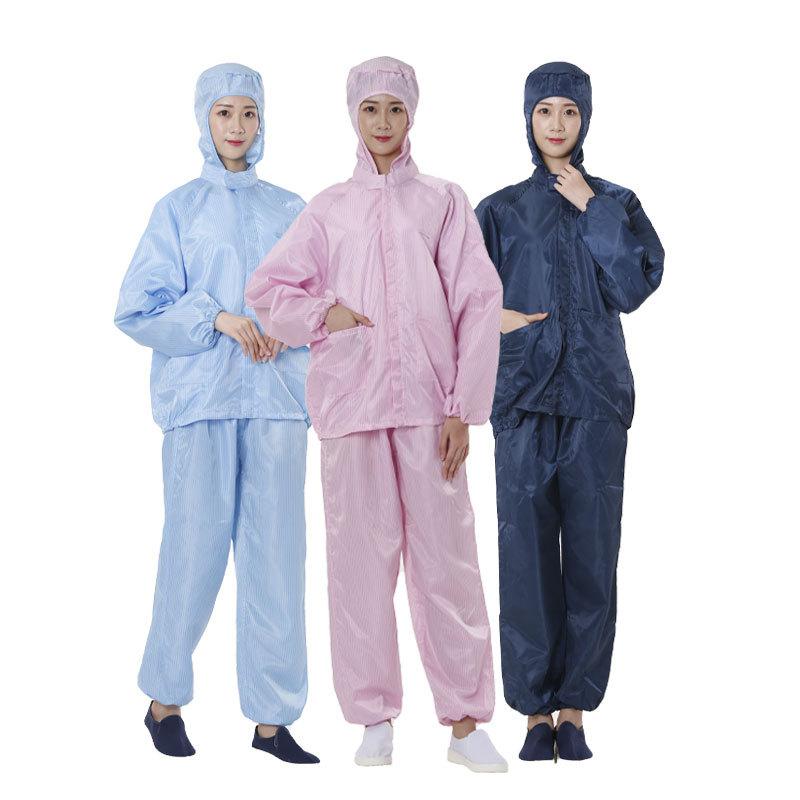 Unisex Work Sets Anti-static Uniform Work Clothes Split Work Clothes