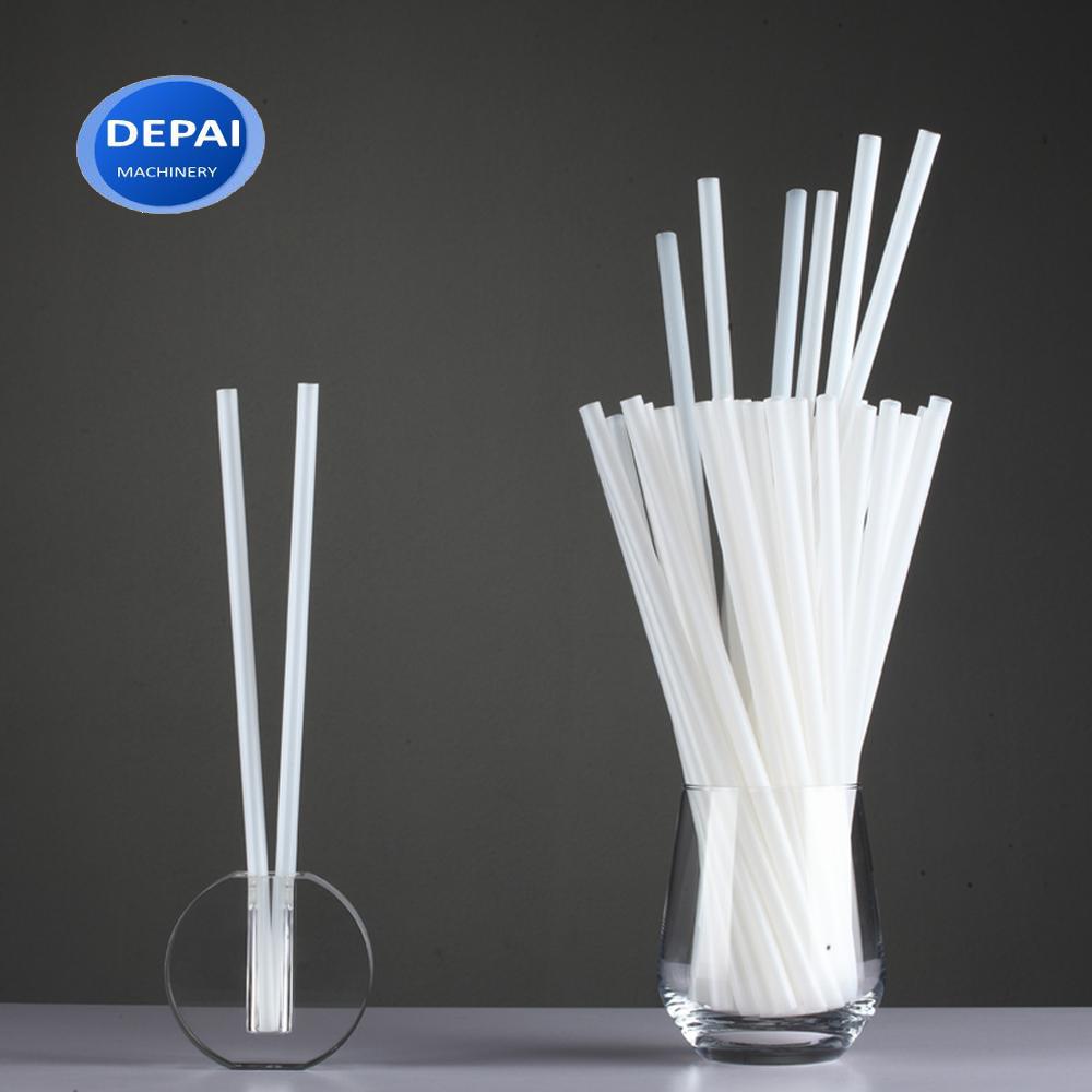 Biodegradable PLA drinking straw making extrusion machine equipment