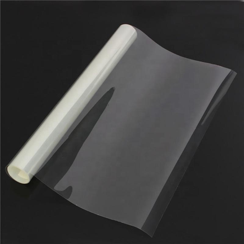 4 мил прозрачная защитная пленка для окна Противоударная прозрачная защитная пленка для стекла