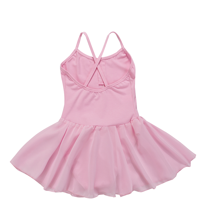 Popular kids dance professional ballet uniform dress high quality attractive leotard ballet dance dress